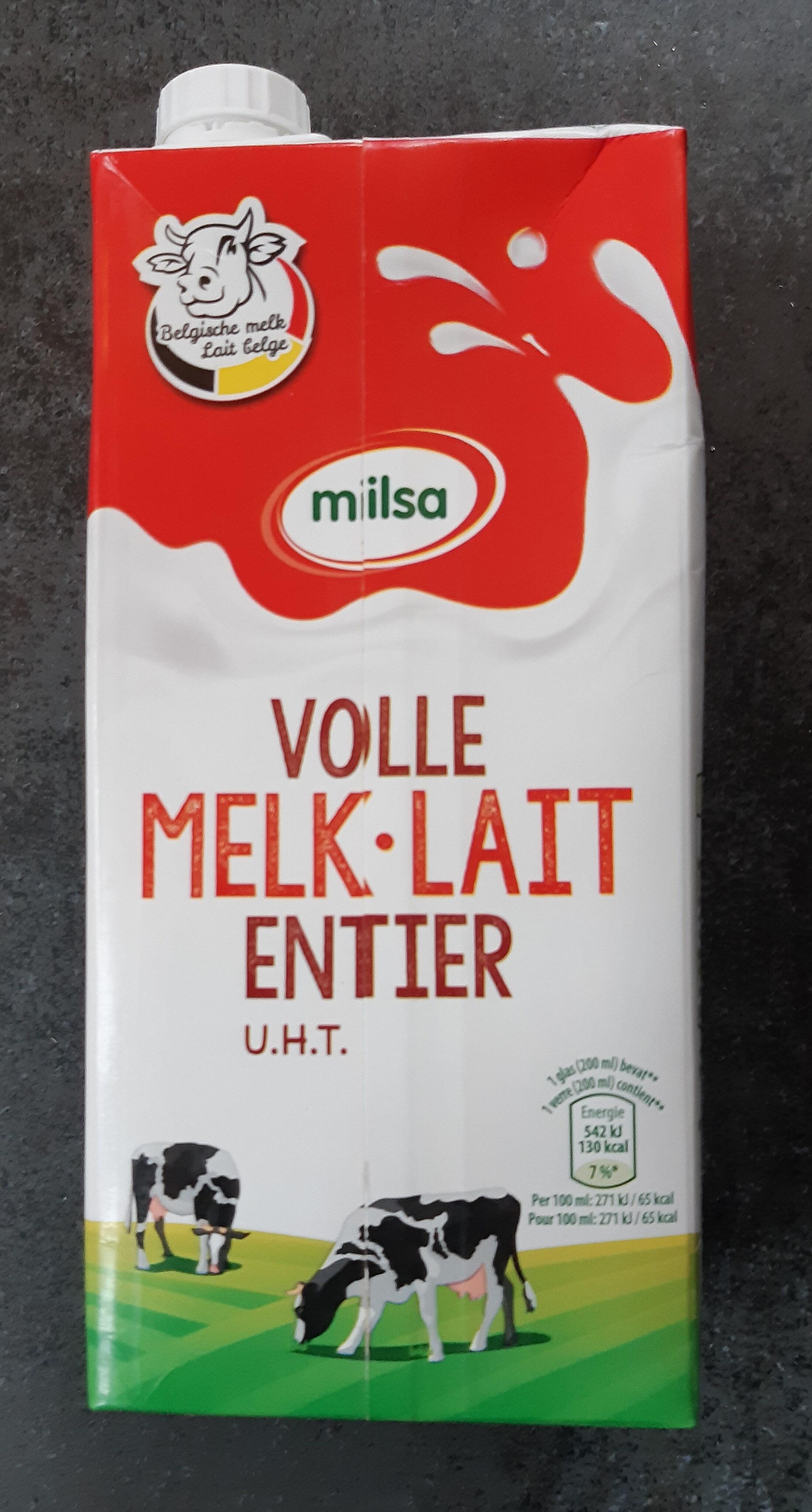 Milsa Lait Entier - Product - fr