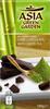 Chocolate negro con edulcorantes con té verde 54% cacao - Producto