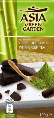 Chocolate Negro Con Té Verde - Product - es