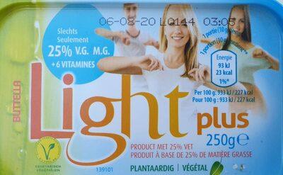 Buttella Light plus - Product