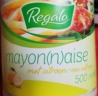 Mayon(n)aise au Citron - Product - fr