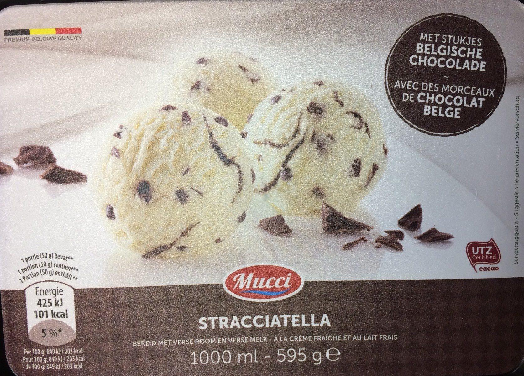 Stracciatella - Product