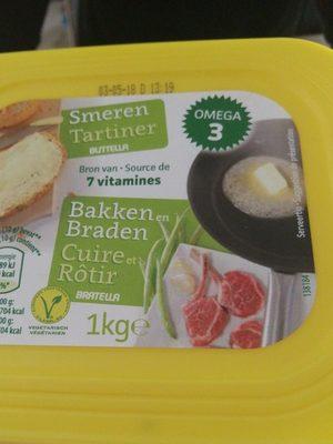 Beurre à tartiner - Ingrediënten