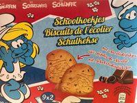 Biscuits de l ecolier - Product - fr