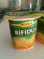 Bifidus Yoghurt 4 Cups x 125 Gram (milsactiv) - Produit