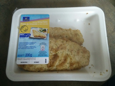 Filet de limande - Product - fr