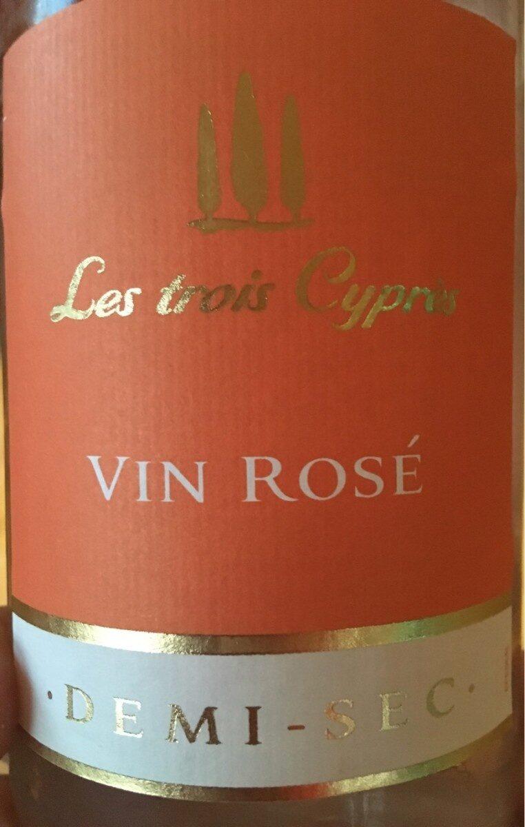 Vin rosé - Product