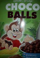 Choco balls - Produit - fr