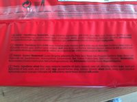 Madeleines emballage individuel 12x1 pièces - Ingrediënten - fr