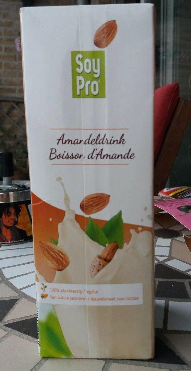 Boisson d'amande - Prodotto - fr