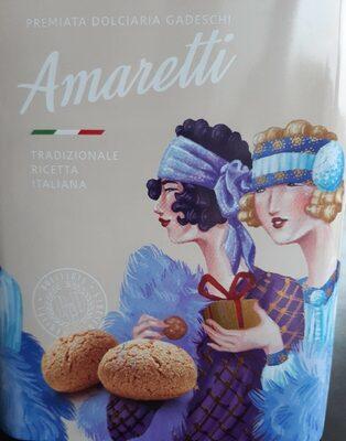 Amaretti - Product - fr