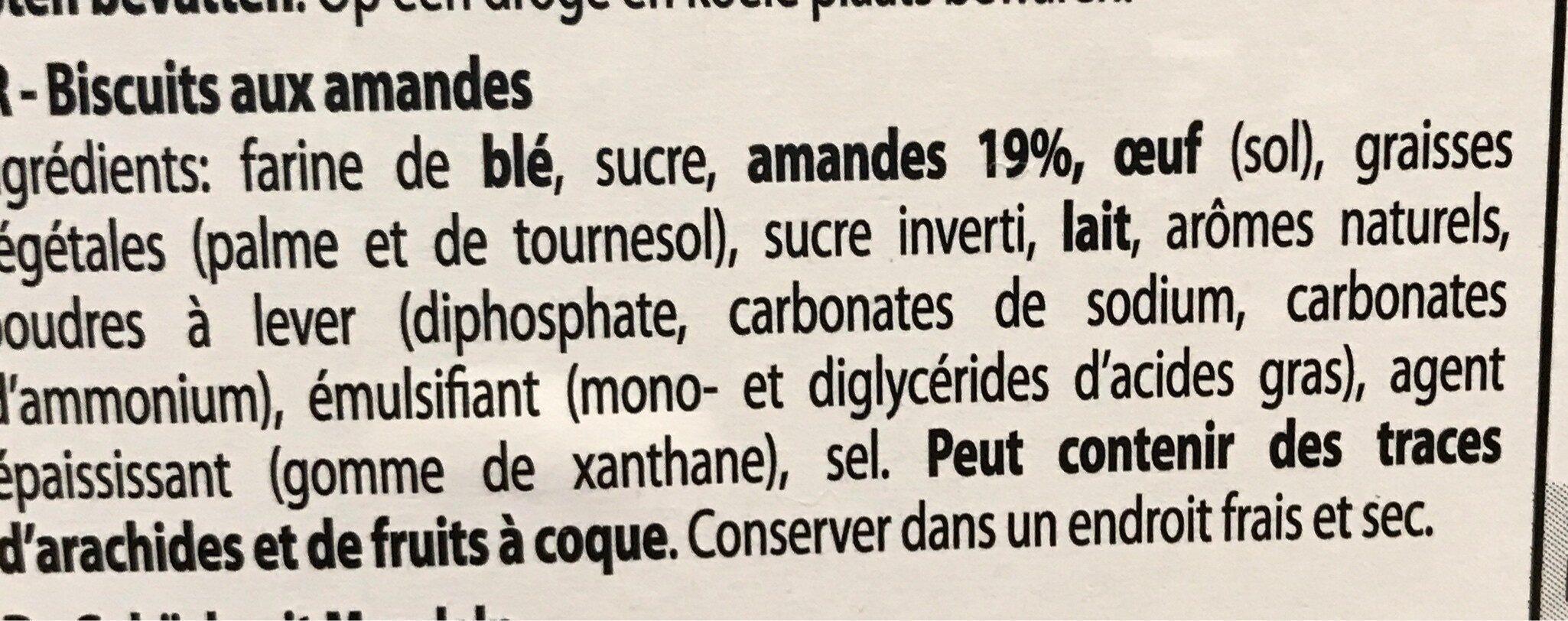 Cantucci - Ingrediënten