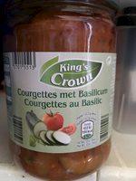 Aubergines à la provençale - Product