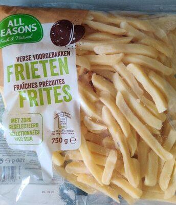 Frites fraîches precuites - Produit - fr