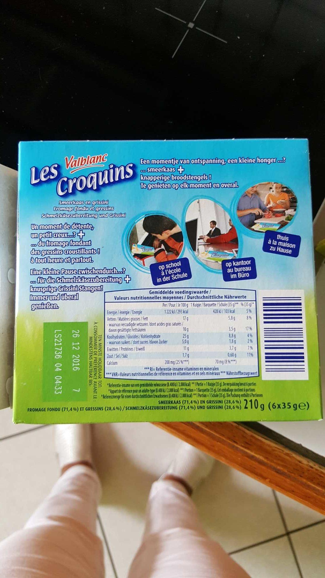 Les croquins - Product - fr