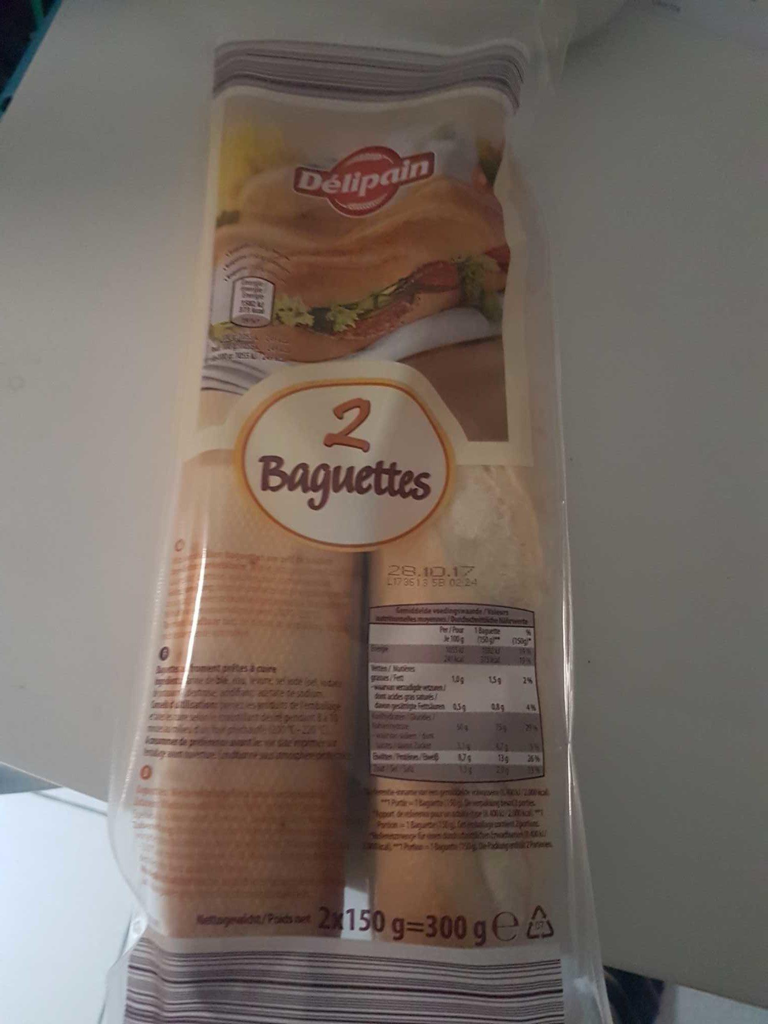 Baguettes - Product