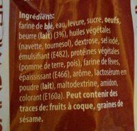 Sandwiches - Ingrédients - fr