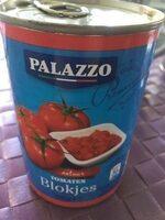 Morceaux de tomates - Produit - fr