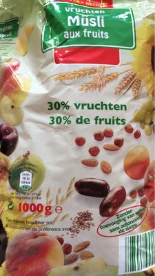 Müsli aux fruits - Product