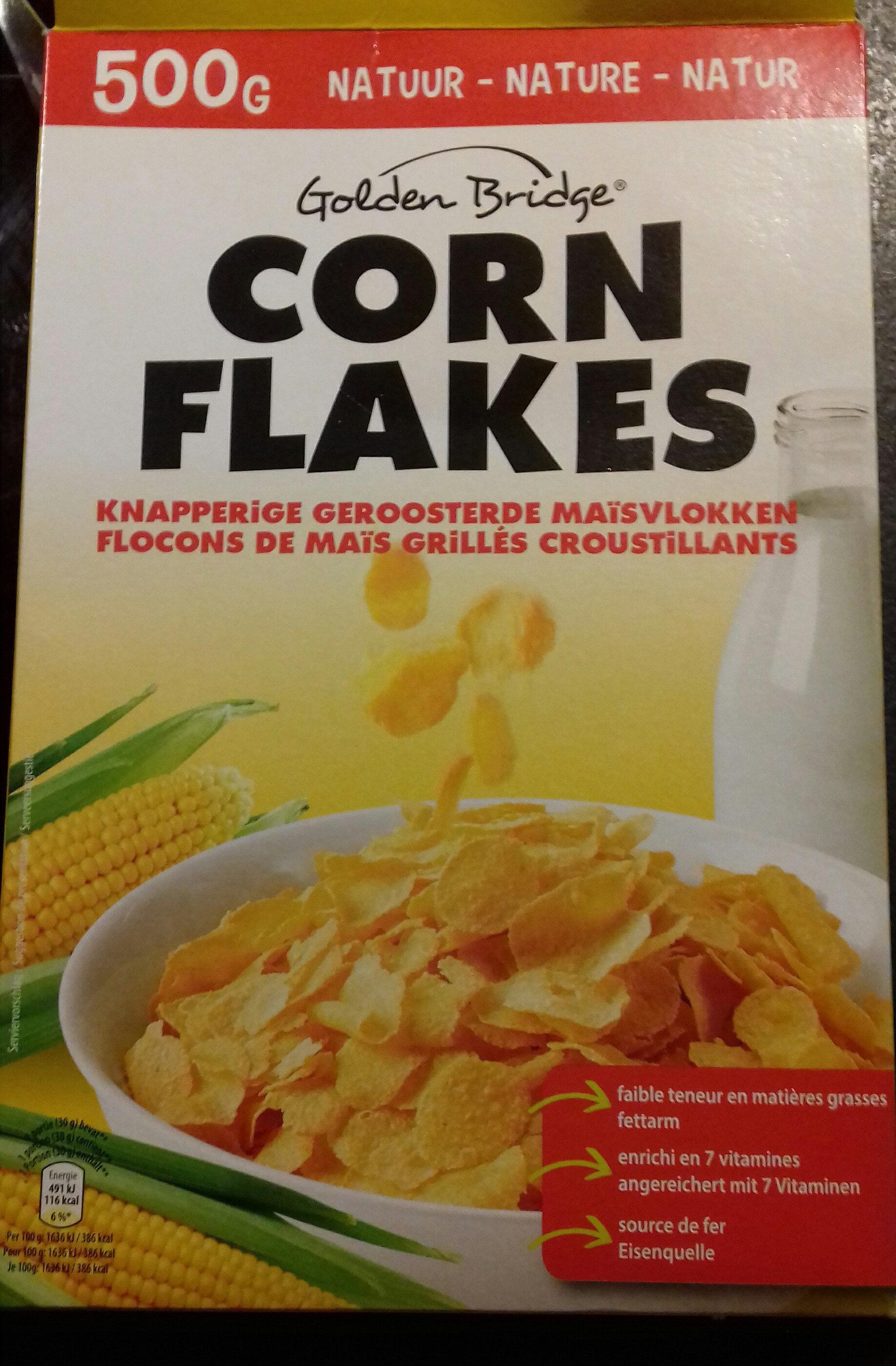 Corn Flakes 8 Vitamines - Product - fr