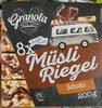 Müsli Riegel Schoko - Producto