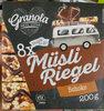 Müsli Riegel Schoko - Produit