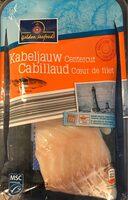 Cabillaud Coeur de filet - Produit - fr