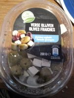 Olives fraiches salade grecque - Product