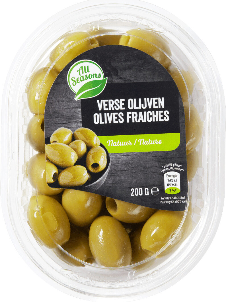 Olives fraiches - Product - fr