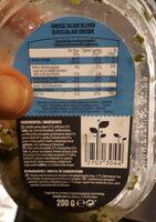 Olives fraiches salade grecque - Voedingswaarden