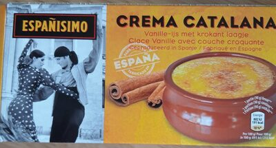 Crema catalana - Produit