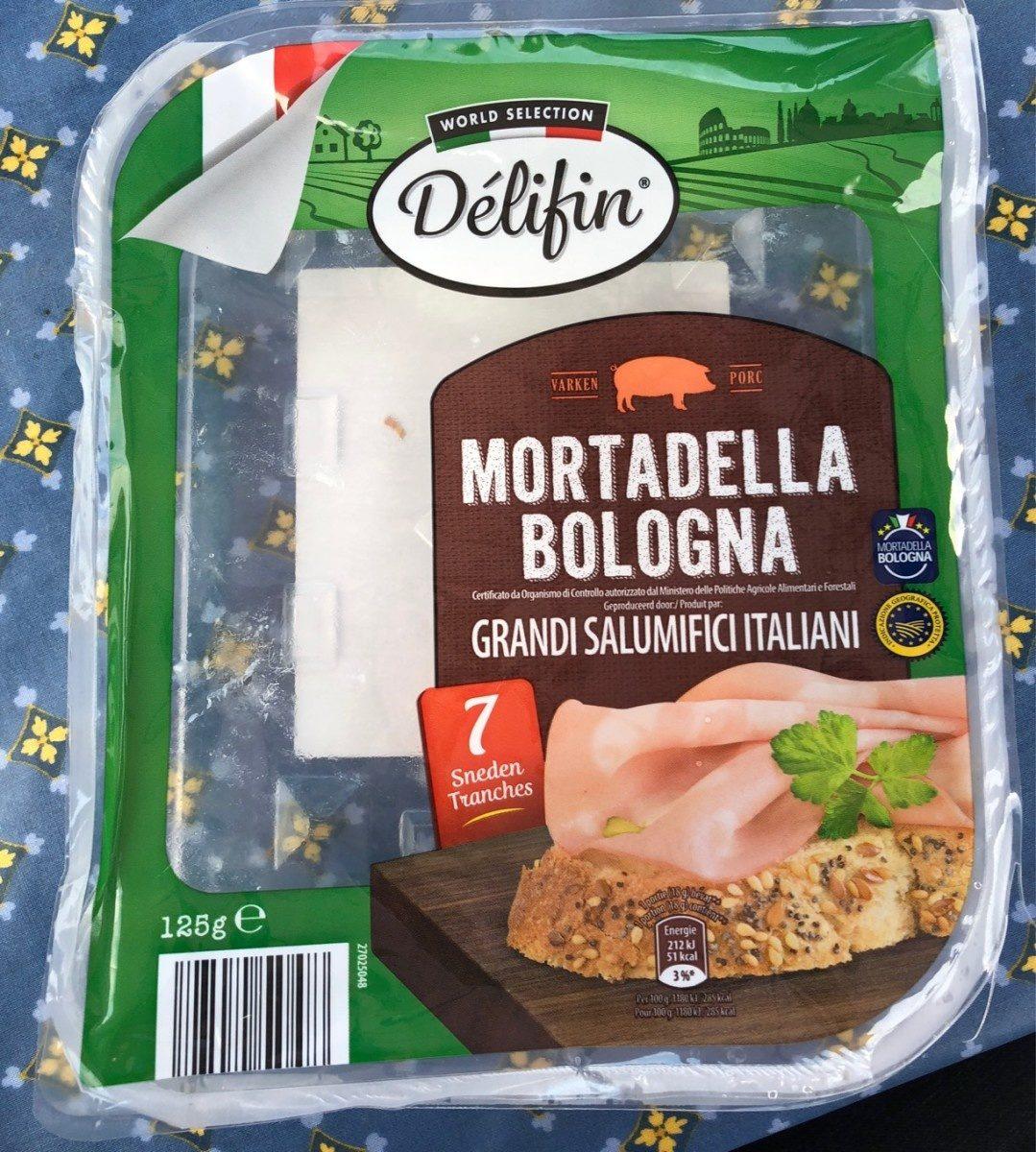 Mortadella Bologna - Product - fr
