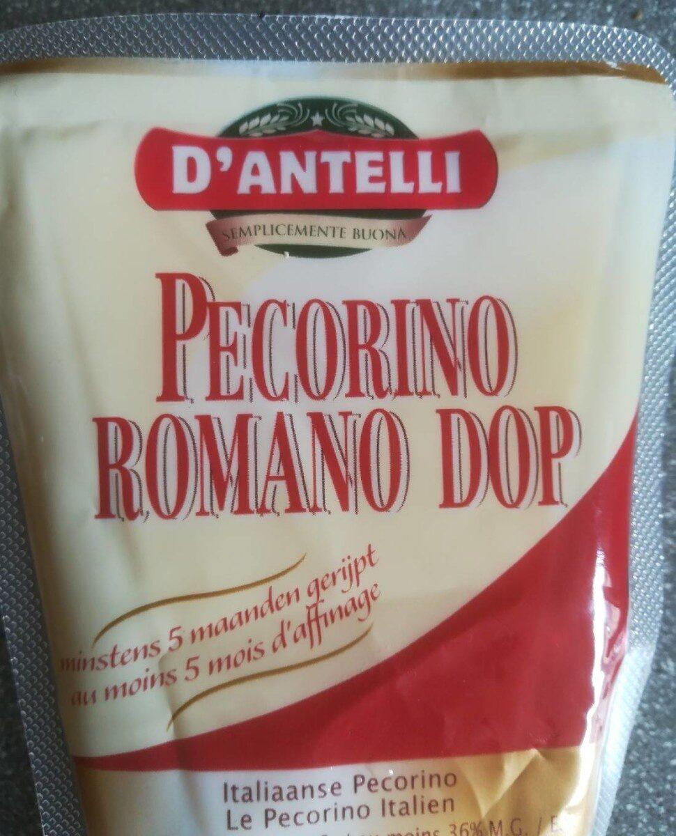 Pecorino Romano Dop - Product - fr