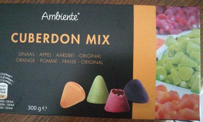 Cuberdon mix - Produit