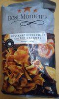 Chips patate douce caramel beurre salé - Product