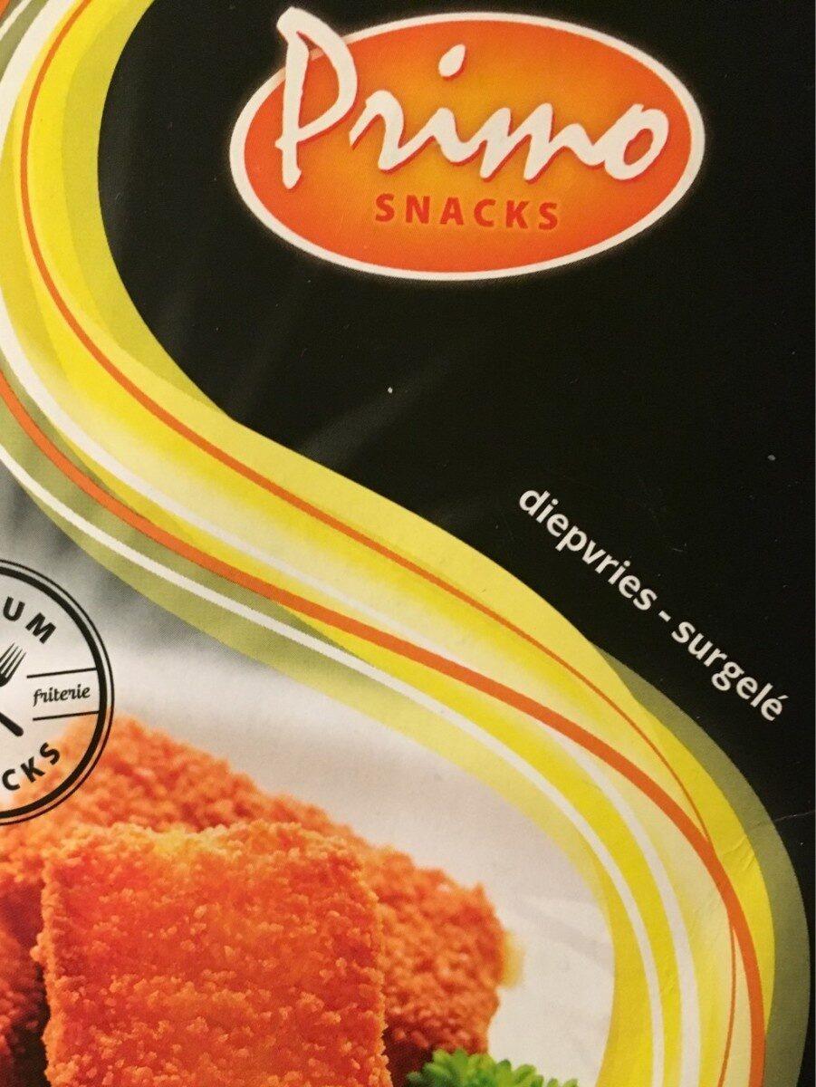 Croquette de fromage - Product - fr
