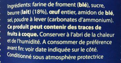 Gaufrettes fines au beurre - 4