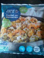 Coktail de fruits de mer - Produit - fr