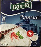 Riz Basmati - Product