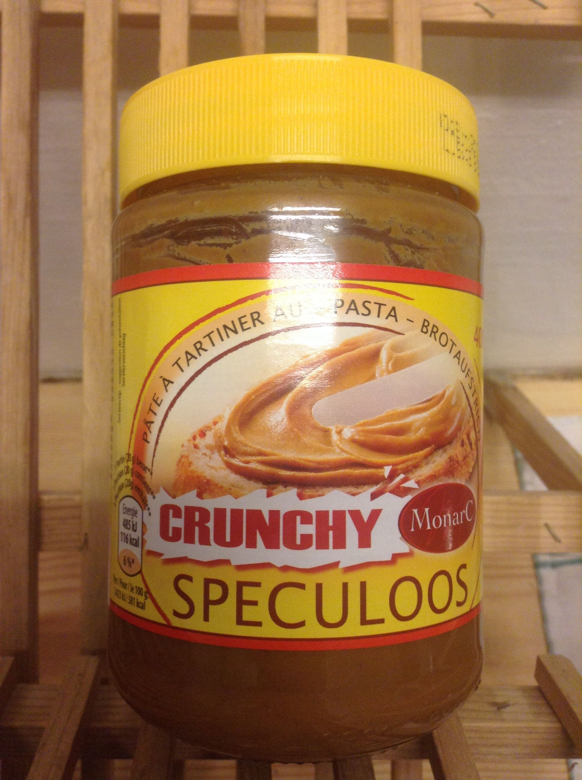 Crunchy speculoos - Product