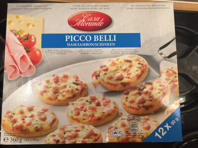Picco Belli - Product - fr