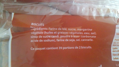 spéculoos - Product