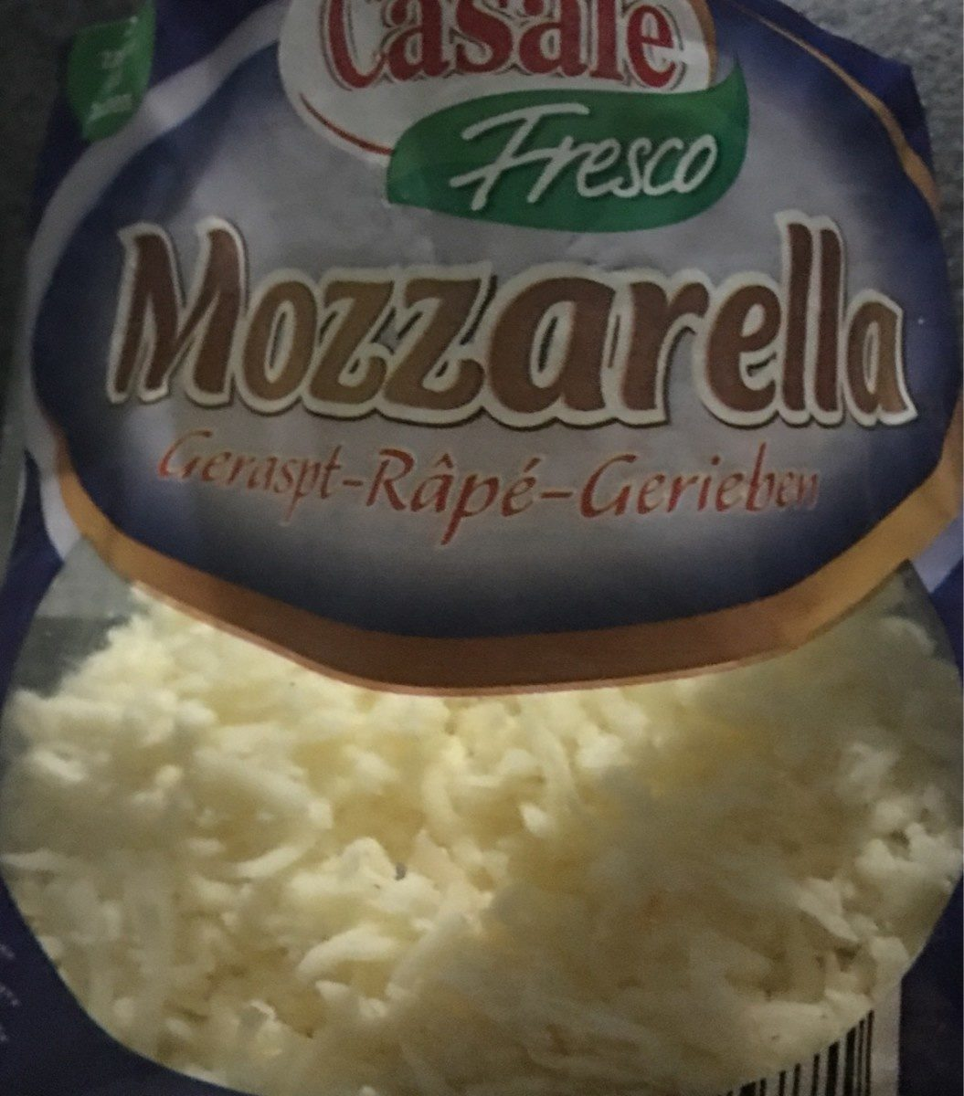 Mozarella - Product