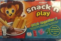 Snack'n play - Product