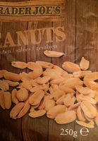 American Peanuts Salty - Product