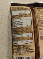 Peanuts - Informations nutritionnelles - fr