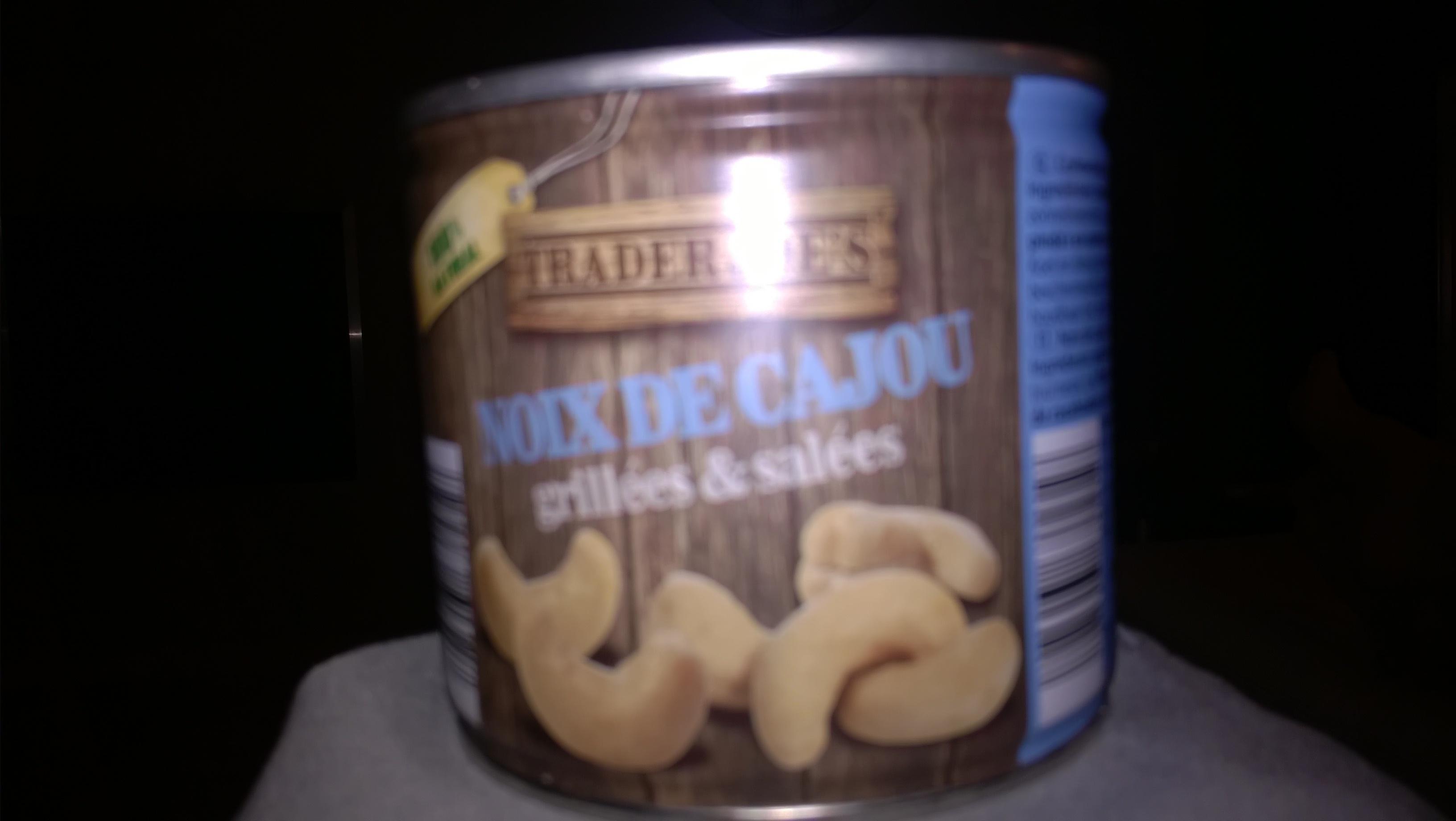 Noix de cajou grillées et sans sel - Product