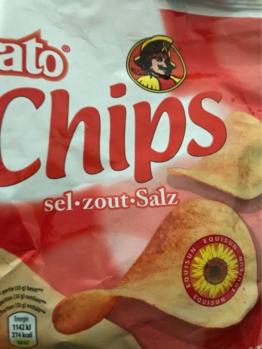 Chips sel - Produit - fr