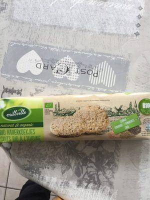 Biscuits Bio à l'avoine - Product