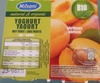 Yaourt aux fruits Abricot - Product